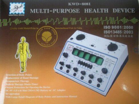KWD-808I 6-Channel Multi-Purpose Acupuncture Stimulator