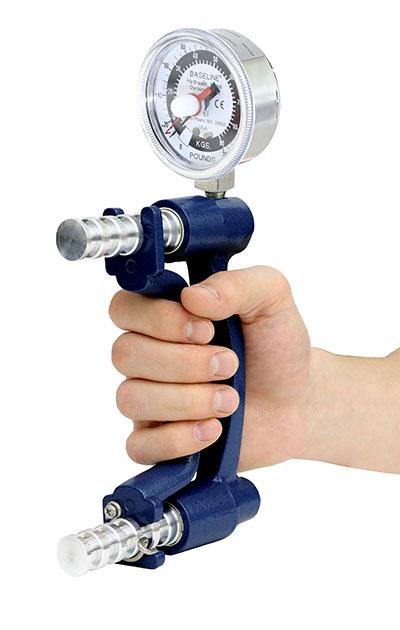 Baseline Hand Dynamometer - Standard - 200 lb