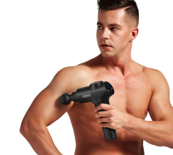 Professional Percussive Massage Gun