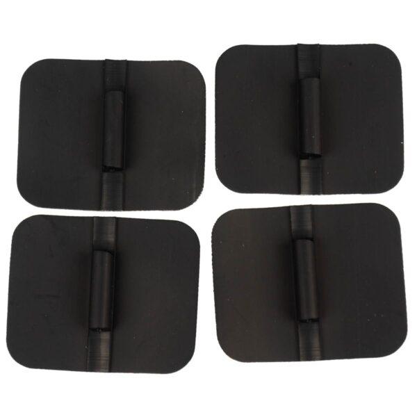 Flexible Non-Adhesive Carbon Electrodes