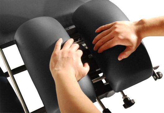 Chiro-260 Stationary Chiropractic Table with Pelvic Drop