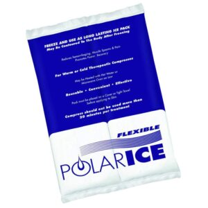 """Polar Ice Reusable Hot Cold Pack (Large: 10"""" x 15"""")"""